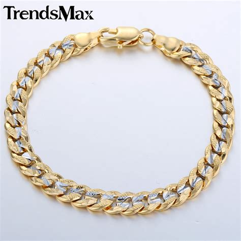 aliexpress buy gold and silver mens embossed sted aliexpress buy customize any length 6mm wide womens