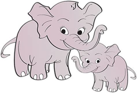 library  elephents svg  png files clipart art