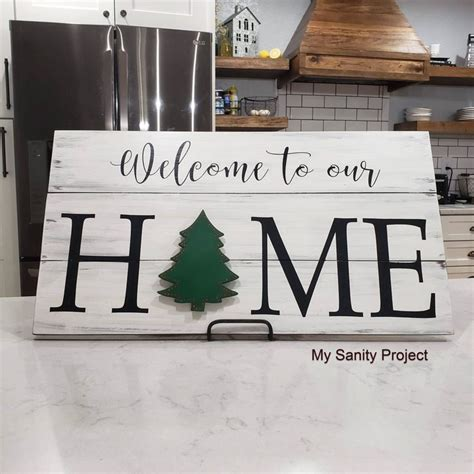 interchangeable home signs home signs projects home crafts