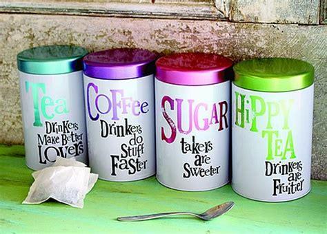 Top 10 Unusual Tea, Coffee And Sugar Sets (Storage Jars)