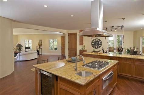 center island kitchen ideas touches of montclair contemporary will awe and