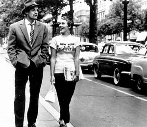 Breathless by Jean Luc Godard 1960 classic Escape Into