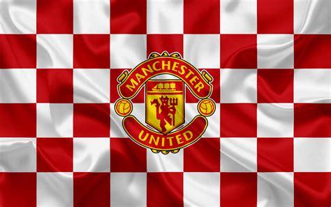 Manchester United Logo 4k Ultra HD Wallpaper | Background ...