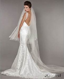 jovani wedding gown style 1624 bridal backless lace With jovani wedding dresses