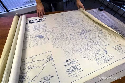 Lake Of The Ozarks Boating Map by Lake Of The Ozarks Map Becomes Artwork In Homes And