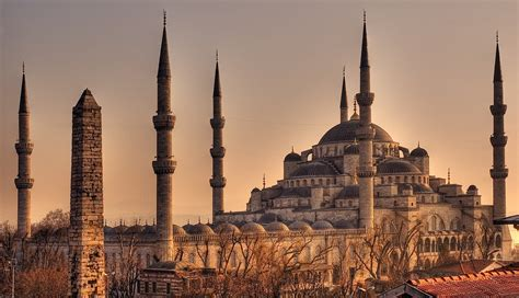 Blue Mosque Wallpaper by Architecture Turkey Historic Istanbul Blue Mosque