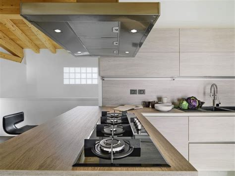 type de hotte de cuisine hotte industrielle et professionnelle 57 modèles adaptés