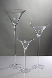 Glasvase 50 Cm Hoch : xxl martiniglas bodenvase glasvase deko 90 cm hoch ebay ~ Bigdaddyawards.com Haus und Dekorationen