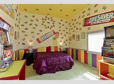 The Sweet Escape Lifesavers Candy Bedroom