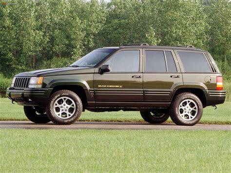 1995 jeep grand cherokee jeep grand cherokee orvis zj 1995 97 wallpapers 1600x1200