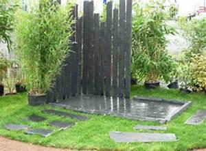 decoration paysagere traverses paysageres en bois With chemin de jardin en pierre 15 barre de schiste piquet dardoise allee chemin gravier