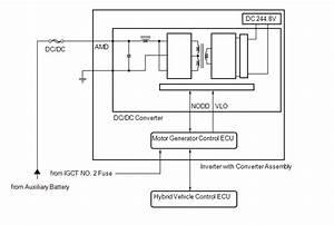 Toyota Avalon Service  U0026 Repair Manual  Dc Converter