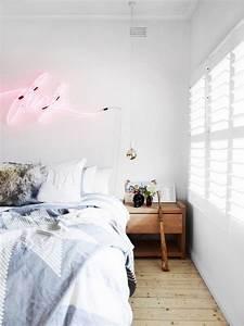 Neon Deco Chambre : trend alert neon lights chambre deco deco chambre et n on deco ~ Melissatoandfro.com Idées de Décoration