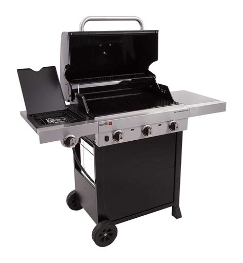 char broil tru infrared char broil 463371116 3 burner performance tru infrared gas grill at sutherlands