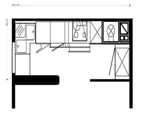 plan cuisine 9m2 plan cuisine ouverte 9m2 with plan cuisine ouverte 9m2