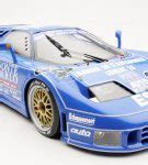 Racing is usually not something that. 1994 Bugatti EB110 Le Mans by Amalgam Collection (1:8 ...