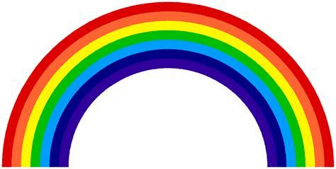 rainbow png transparent images   clip