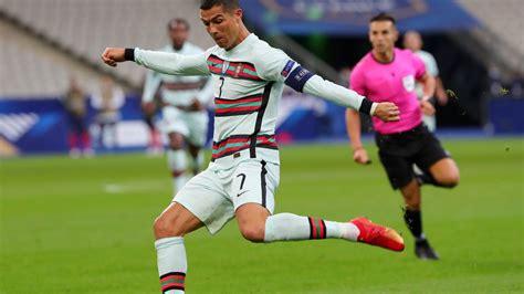 Cristiano Ronaldo has tested positive for COVID-19   wgrz.com