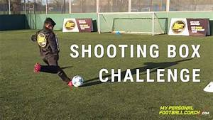 Soccer Skills Technical Challenge - Shooting Box