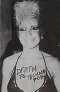 <b>Wendy O. Williams</b> | Punk Rock!