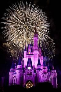 Walt Disney World Magic Kingdom Fireworks Wallpaper ...