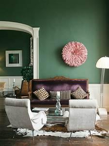 Wandfarbe Grün Palette : 1001 frische ideen f r wandfarbe in gr n farbtrend 2017 ~ Watch28wear.com Haus und Dekorationen