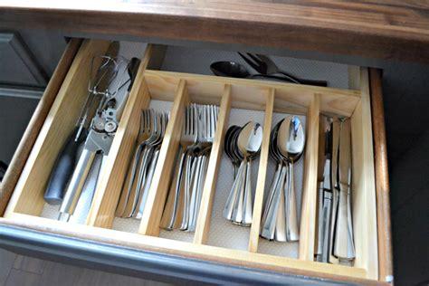 kitchen utensil organizer 10 to organized diy silverware drawer organizer the 3422