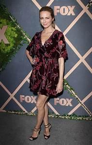 Amy Acker – FOX Fall 2017 Party in LA