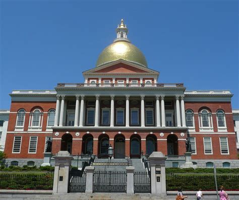 Is boston the capital of massachusetts?