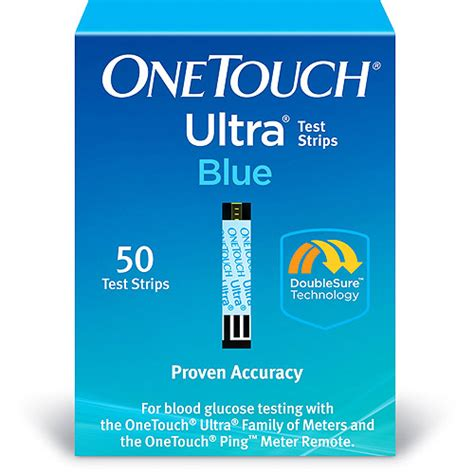 one touch ultra blue onetouch ultra test strips 50 39 s walmart com