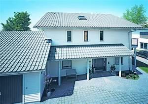 Dachziegel Anthrazit Glasiert : futura ~ Lizthompson.info Haus und Dekorationen