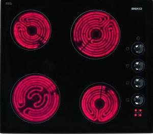 Plaque Vitro Céramique : beko hic 64100 catgorie table vitro cramique ~ Melissatoandfro.com Idées de Décoration