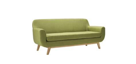 canapé bas prix canapé copenhague 3 places vert choisissez nos canapés