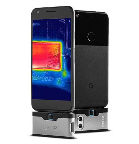 FLIR ONE Gen 3 Thermal Camera for Smart Phones | FLIR Systems