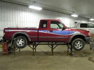 1993 Ford Ranger Manual Transmission 4x4  20972853