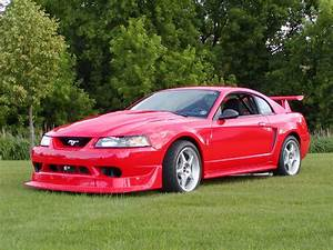ZionCars: Ford SVT Mustang Cobra R