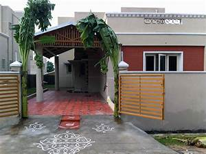 House, Front, Elevation, Designs, For, Single, Floor