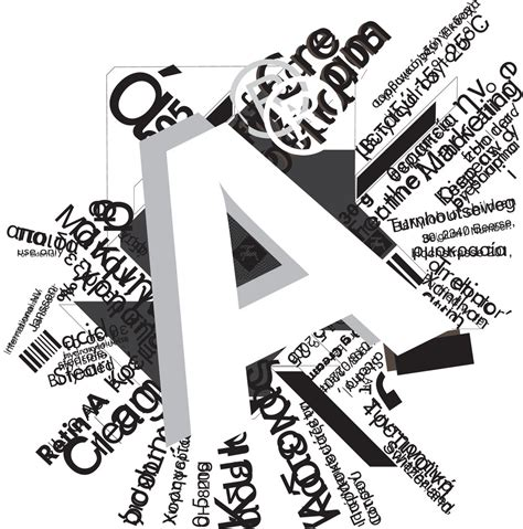 typography contrast 1 by batucy on deviantart