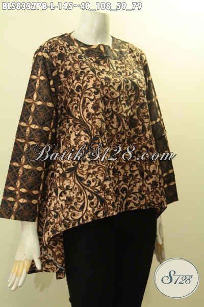 dress batik depan pendek belakang panjang gamis brokat