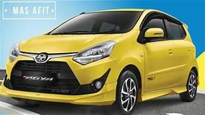 Toyota Agya 1 2 Trd Vs Daihatsu Ayla 1 2 R Deluxe