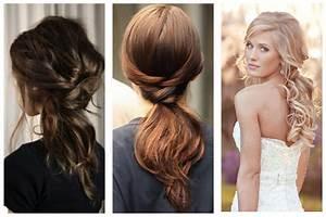 Queu De Cheval Homme : quelle coiffure pour son mariage ~ Melissatoandfro.com Idées de Décoration