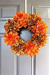 7, Diy, Fall, Wreath, Ideas, To, Make