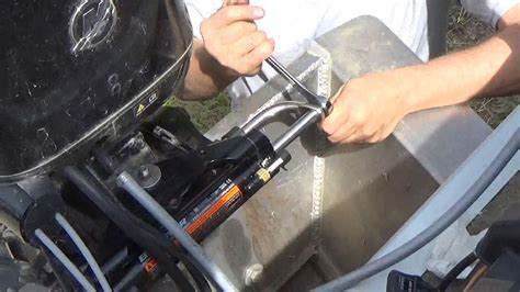 Hydraulic Boat Steering System by How To Install Your Own Hydraulic Steering System