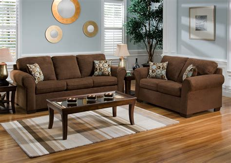 Living Room Color Brown Sofa by Wood Flooring Color To Complement Brown Leather And Oak