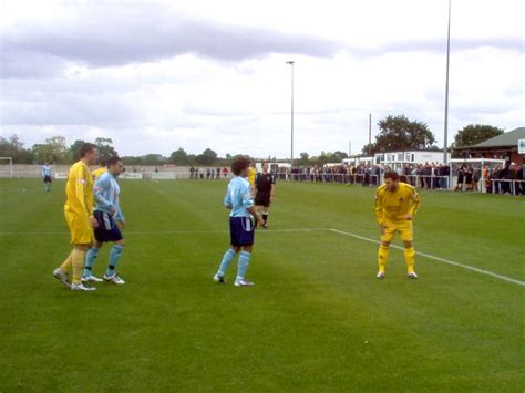THE66POW: Retford United 0 v Worksop Town 3 - Evo-Stik Premier