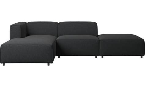 Bo Concept Sofa by モジュール式ソファ Grosso ラウンジング ソファ レスティングユニット付 Boconcept