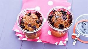 Kleine Kuchen Rezepte und Kuchen im Glas Küchengötter
