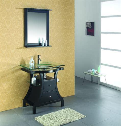 """Virtu USA 32"""" Merlin   Espresso   Single Sink Bathroom"""