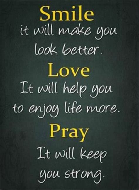 Prayer For Better Days Quotes