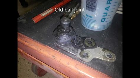 Jaguar X Type Lower Ball Joint Replacement